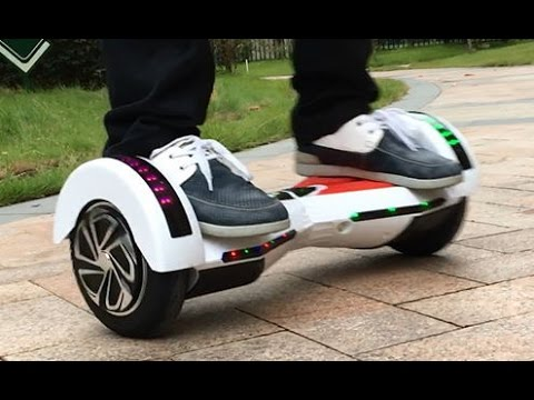 8 inch bluetooth hoverboard self balancing scooter. Black Bedroom Furniture Sets. Home Design Ideas
