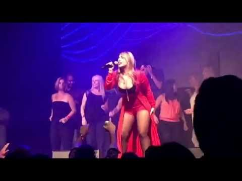 Lil Suzy Live In Toronto Canada  ( I love Freestyle Concert) June 24 ,2016. Sound Academy