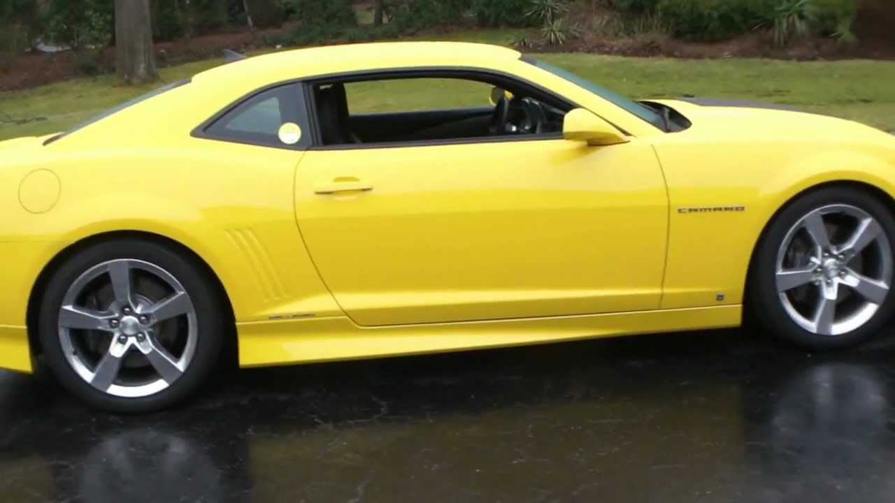 2010 Camaro SS Callaway SC572 For Sale~Very Rare~ONLY 1750 Miles - YouTube