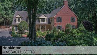 video of 9 edgehill road   hopkinton massachusetts real estate homes by sandy lucchesi
