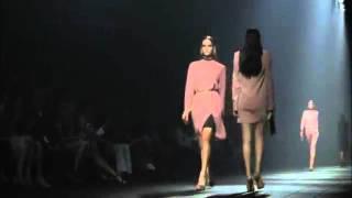 Lanvin Spring/Summer 2012 Full Fashion Show