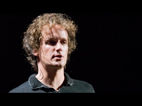 Video image: Supercharged motorcycle design - Yves Behar