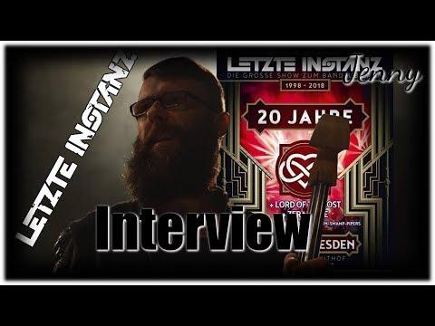 Exclusives Interview mit Benni von Letzte Instanz // Simply Jenny