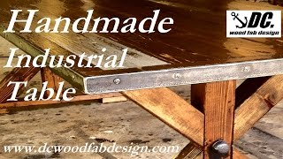 DC. INDUSTRIAL TABLE