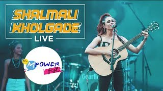 Gambar cover Shalmali Kholgade Live | Mpower Fest | Aftermovie