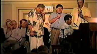 Gene McDonald, Buddy Burton, Jonathan Sawrie, John Rulapaugh (GOGR 2005) - Where No One Stands Alone