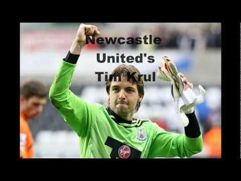 Newcastle United - Tim Krul