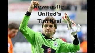 Newcastle United - Tim Krul