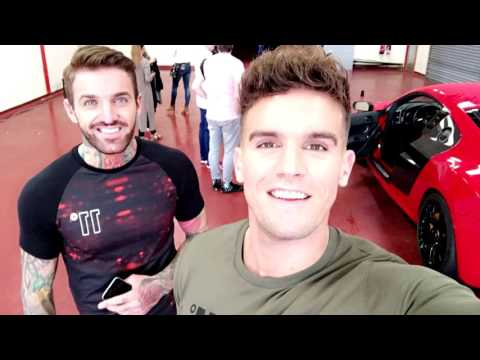 Gaz Beadle on Snapchat | Ft Aaron Chalmers | August 30 2016