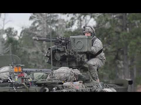 DFN: 2nd ID fights red air at JRTC B-roll, FORT POLK, LA, UNITED STATES, 02.20.2018