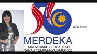 Dayang Nurfaizah - MEDLEY Bahtera Merdeka / Warisan