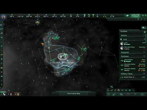 Grand Army of the Repulic [stellaris Galaxy Edition]EP4 |