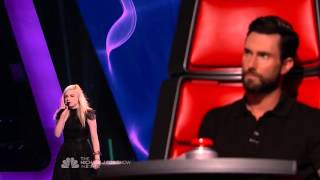 Repeat youtube video Holly Henry - The Scientist - The Voice USA 2013