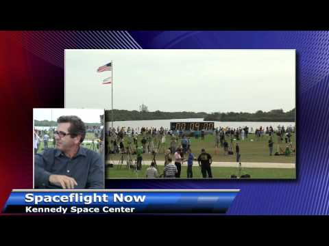 STS-135 Webcast Replay: Close Out Crew Leader