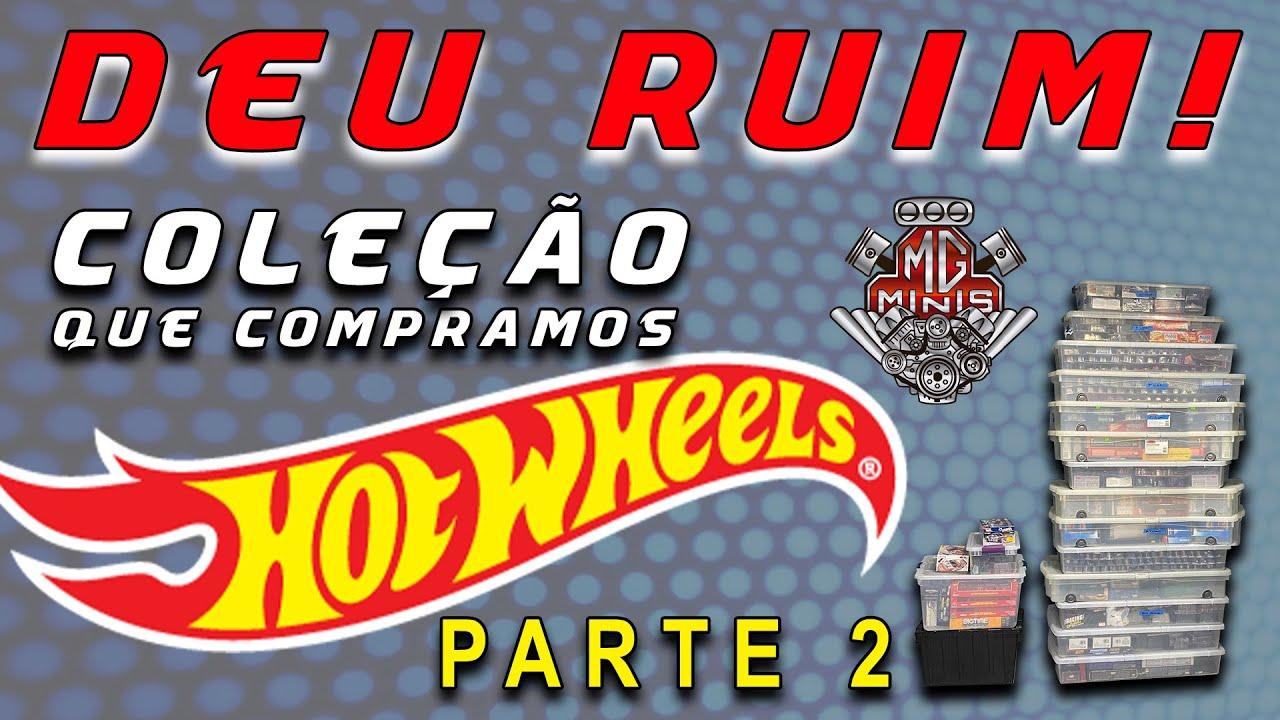 PARTE 2 Achamos mais uma Coleção de Hot Wheels Cacador de Miniaturas nos EUA - MgMinis DieCast 1/64
