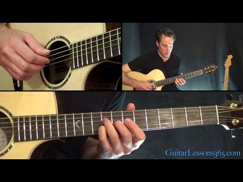O Tannenbaum (O Christmas Tree) Fingerstyle Solo Acoustic Guitar Lesson with TAB