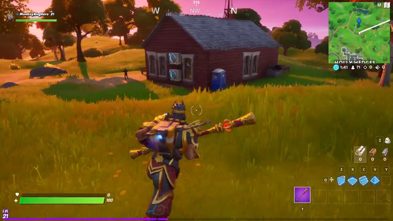 Where To Find Shadow Safe Houses In Fortnite Chapter 2 Season 2 Dot Esports