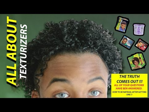 My Experience With A Texturizer | The Truth | How Am I Natural | PrettyBoyFloyd