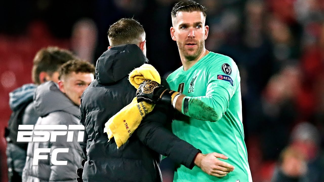 Liverpool vs. Atletico Madrid analysis: How much blame does Adrian deserve? | UEFA Champions League