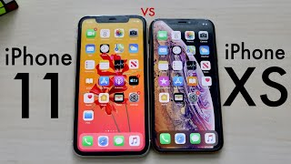 iPhone 11 Vs iPhone XS SPEED TEST!