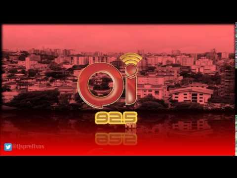 Antigo Prefixo - Oi FM - 92,5 MHz - Bento Gonçalves/RS
