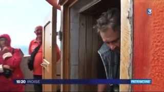 Reportage réalisé par France 3 Iroise à l