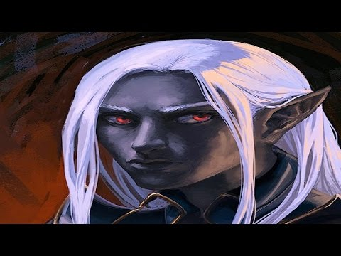 Dark Elf Music - Drows Of The Gnarled Woods