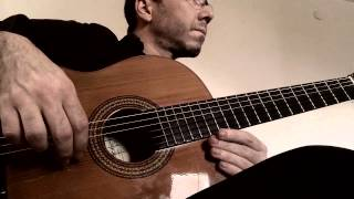 Picado Speed Exercise - Staccato and Speed Bursts