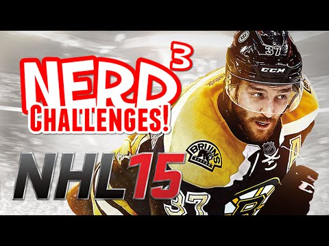 Nerd³ Challenges! What The Puck - NHL 15
