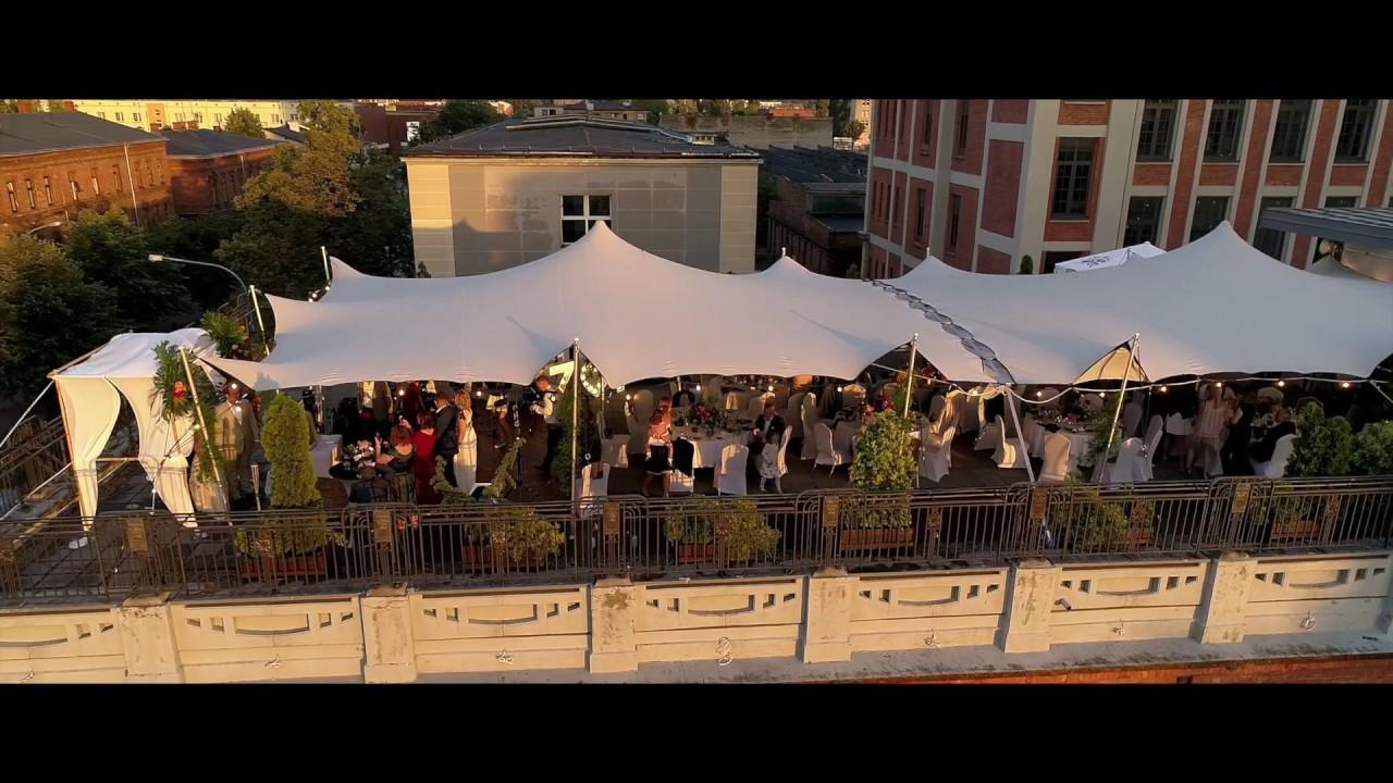Tentes stretch RHI® - Mariage - 157m2 - Photo credit Ukoo Group