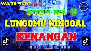 Gambar cover DJ LUNGAMU NINGGAL KENANGAN - GOLEK LIYANE VIRAL TIK TOK REMIX TERBARU FULL BASS 2020 DJ TANI