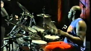 Jonas Hellborg, Shawn Lane & Felix Sabal-Lecco Live 1998
