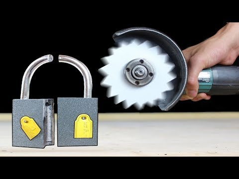 PAPER vs LOCK! What can you cut with paper? #2