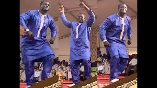 Balla Gaye 2 au cœur de la politique avec Macky Sall en Casamance (Oussouye)
