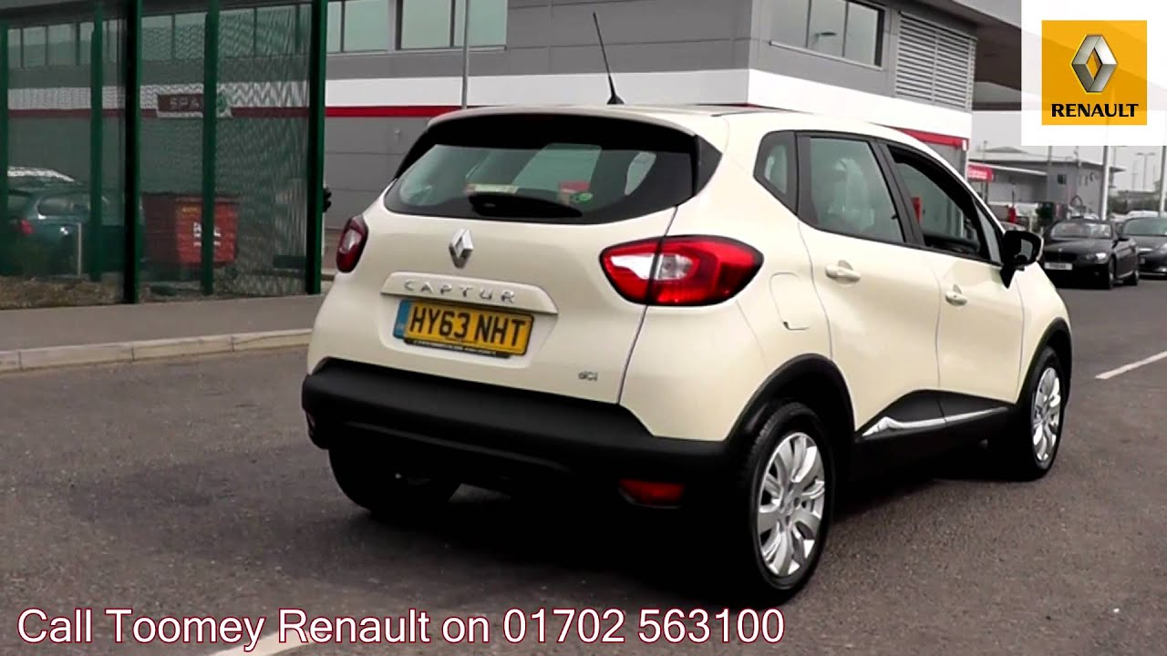 5l ivory hy63nht for sale at toomey renault southend   youtube