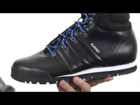 on sale a576d ed6e4 adidas Skateboarding Jake Boot SKU  8202941 - YouTube