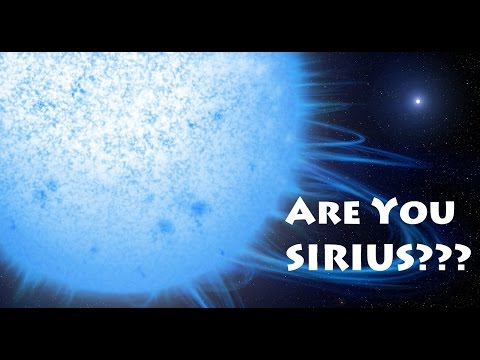 We Have a 'Sirius' Situation... Light years are make believe - Flat Earth