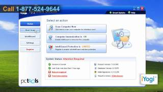 How to scan your PC using Spyware Doctor® 2010 for Windows®?