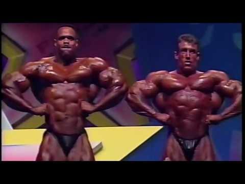 Bodybuilding Legends Show - Dorian Yates Interview, Part Two