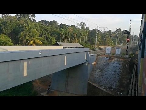 Changanassery to Tiruvalla  - Doubled Tracks