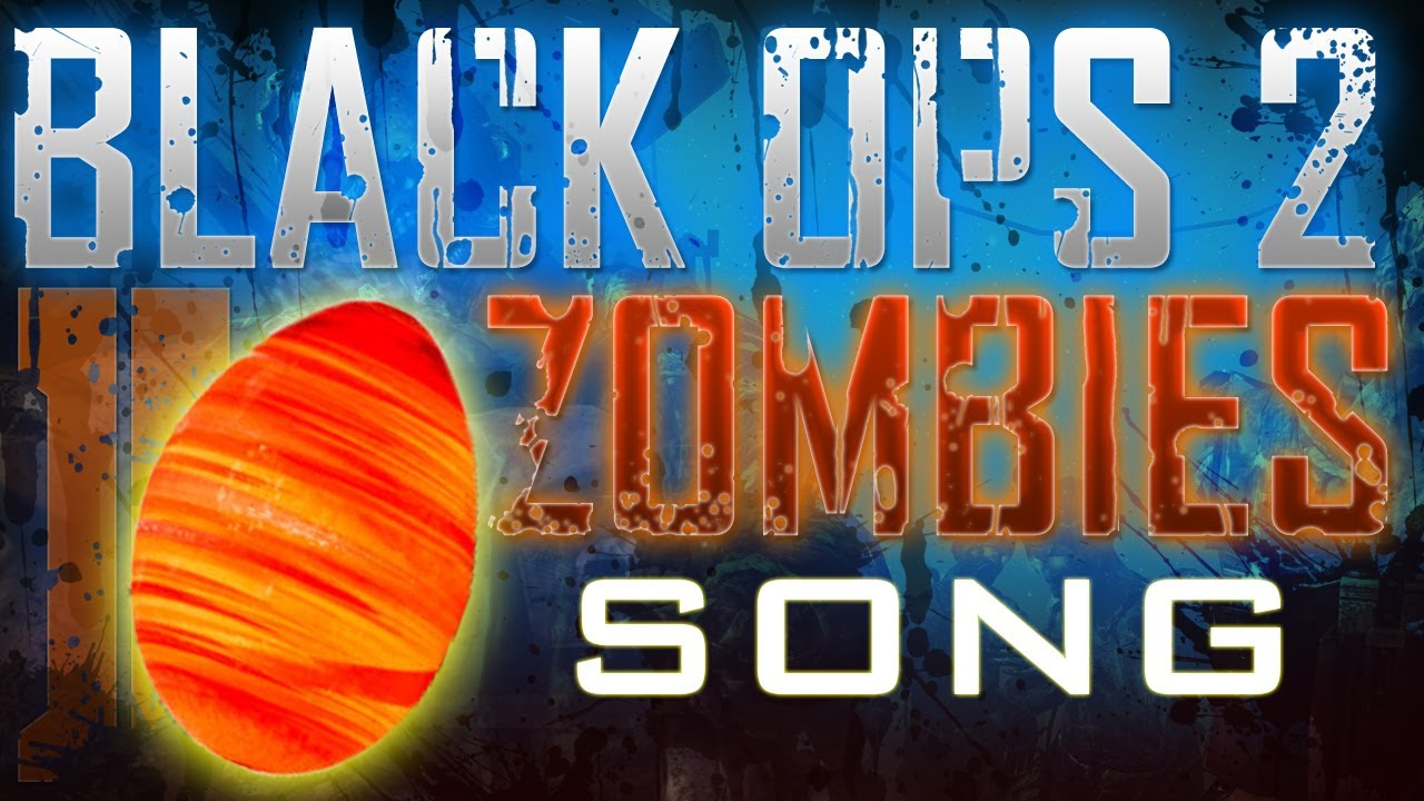 BO2 ZOMBIE SONG Easter Egg GUIDE Nuke Town 2025 - Call of