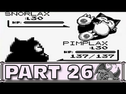 pokemon red how to move snorlax