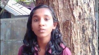 """Christian Devotional Song """"Vazhthidunnitha Swarga Nayaka by SANTRA STANLEY"""