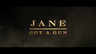 Jane Got A Gun post street TV spot