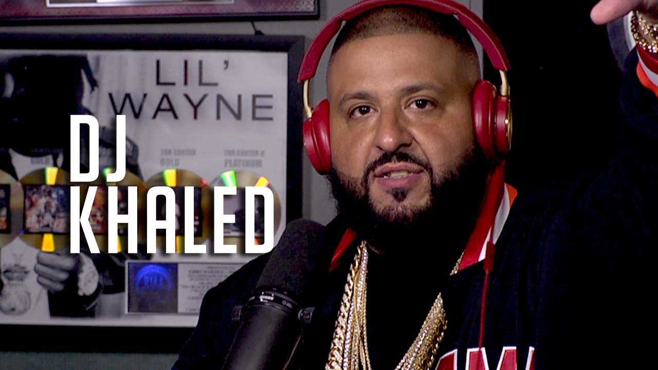 Cloth Talk: DJ Khaled Describes How His Whole Life Changed On Ebro in the Morning!