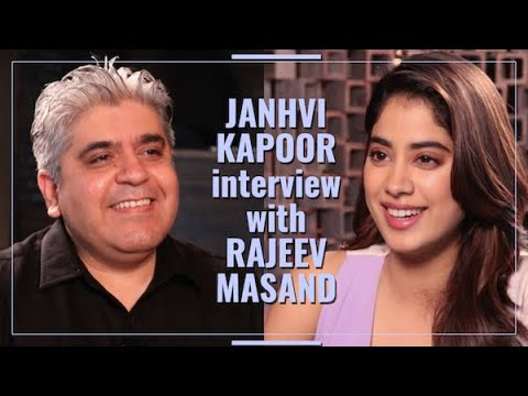 Janhvi Kapoor interview with Rajeev Masand I Ghost Stories I Gunjan Saxena I Roohi Afza I Dostana 2