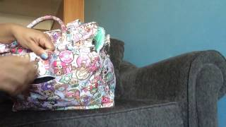 What's in my Diaper Bag - Beyond Diapers!