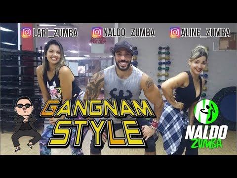 PSY - GANGNAM STYLE  l  Zumba Fitness Choreography  l  Naldo Zumba e Cia
