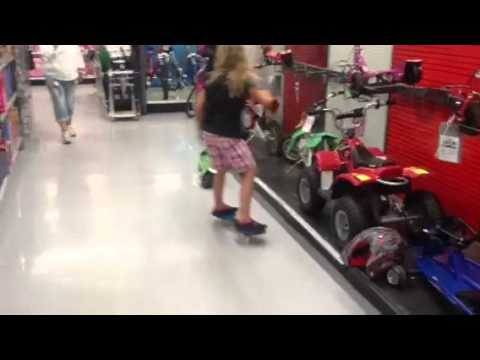 Munchkin On A Ripstik In Toys R Us
