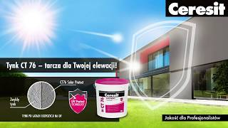 NOWY TYNK CT 76 SOLAR PROTECT / The Pro Channel for Building